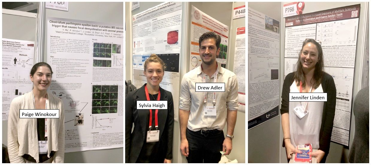 Research presented at ECTRIMS, Berlin, Germany, Oct 2018